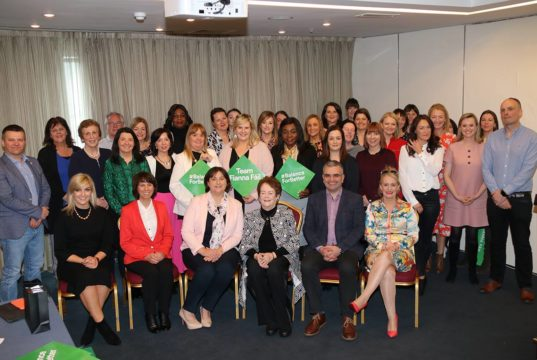 Photo of Fianna Fail's womens network