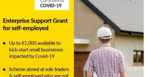 enterprise support grant for self-employed
