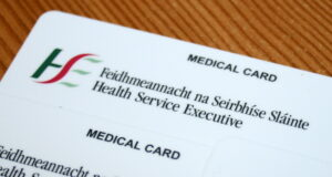 Medical card limit changed